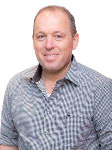 Geschäftsführer Horst Albrecht